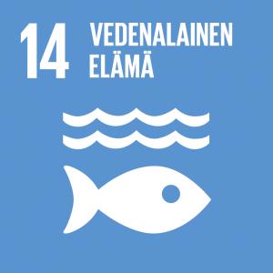 Kestävän kehityksen tavoitteet: 14 vedenalainen elämä.
