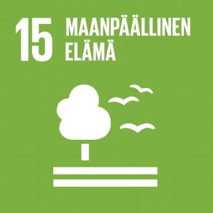 Kestävän kehityksen tavoitteet: 15 maanpäällinen elämä.
